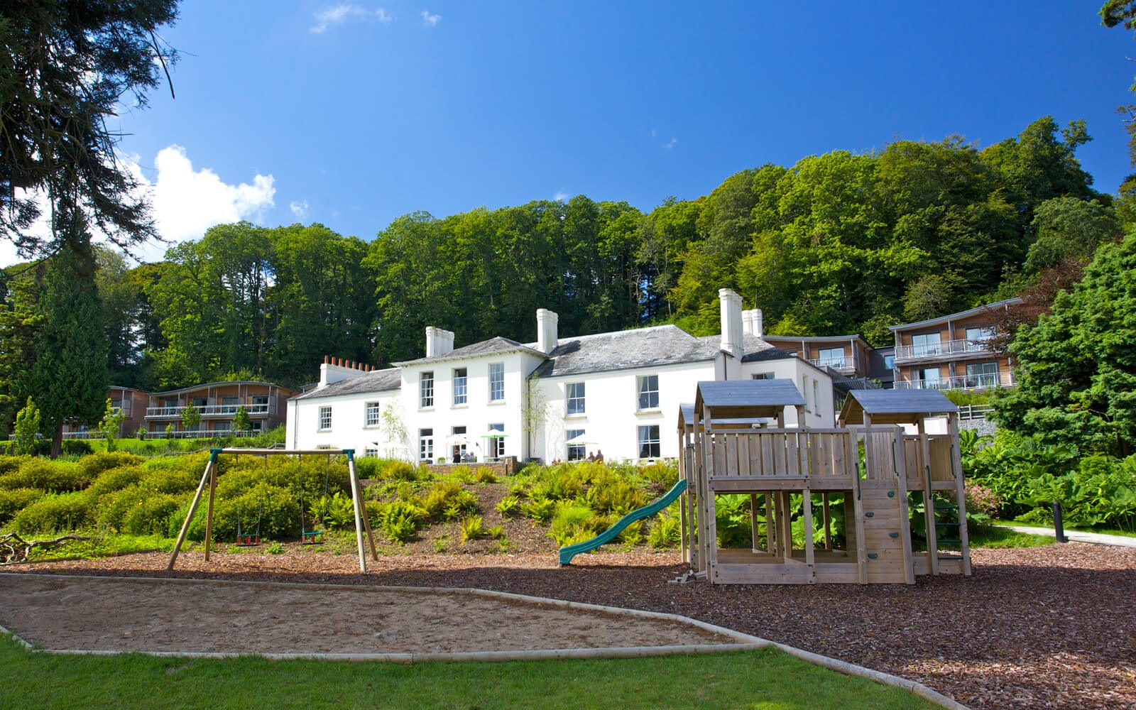 Cornwall Estate Hotel And Spa