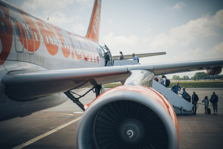 Taking Easyjet from Bristol to Rome