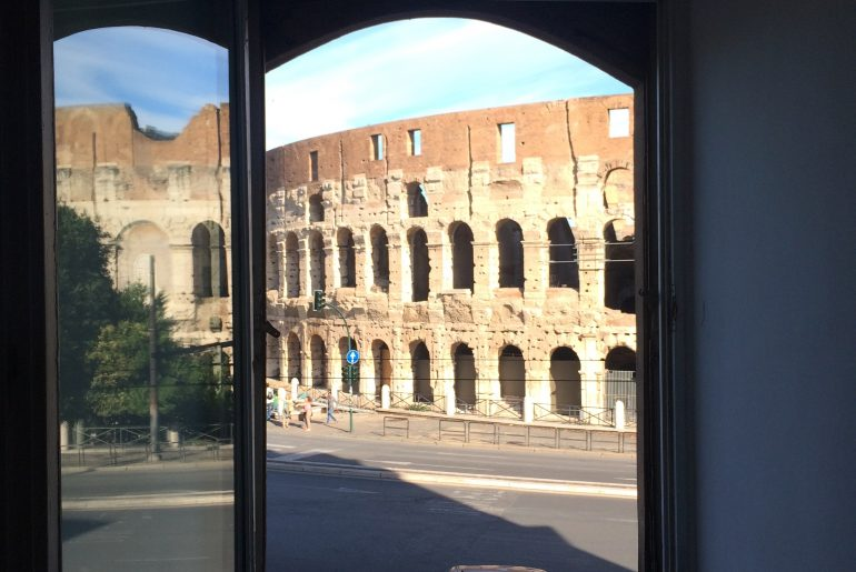 no9 colosseo rome hotel