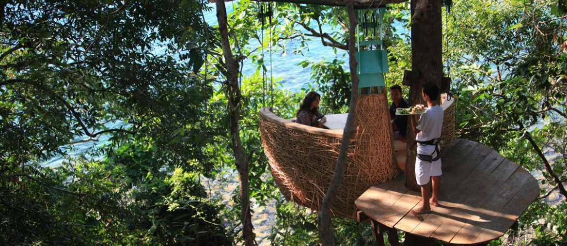 10 Cool Restaurants with Amazing Views