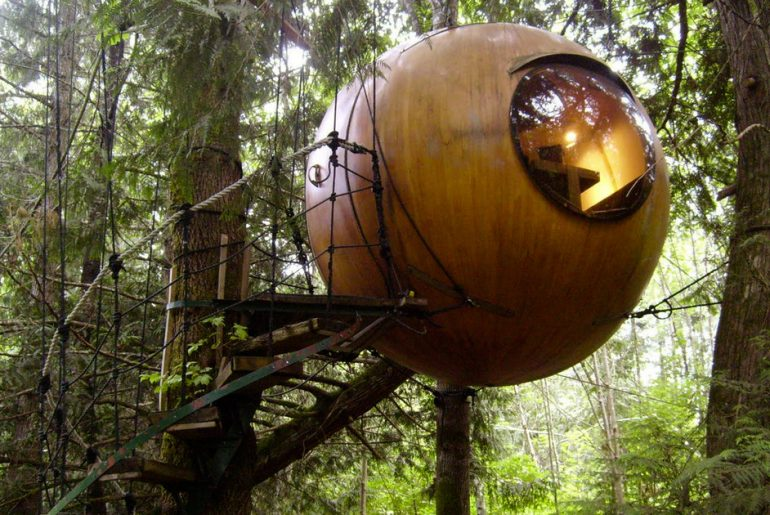 10 quirkiest places to stay in the world