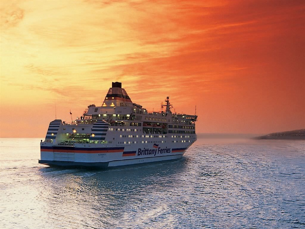 Brittany Ferries ferry to spain service