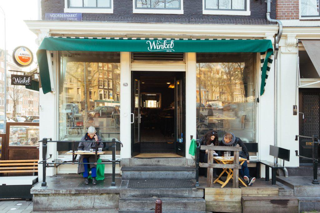 Cafe Winkel, Amsterdam