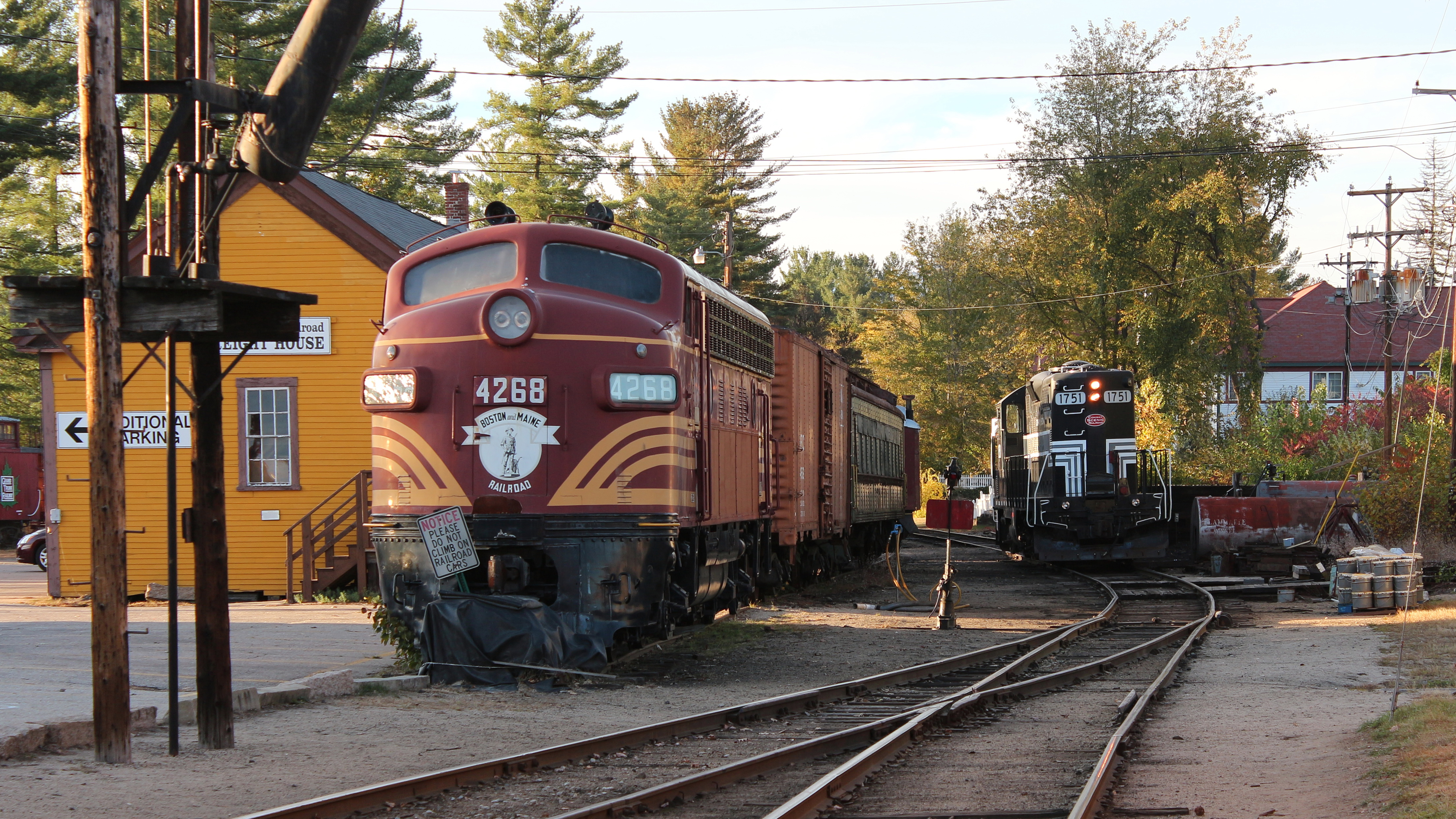 North Conway Scenic Railway
