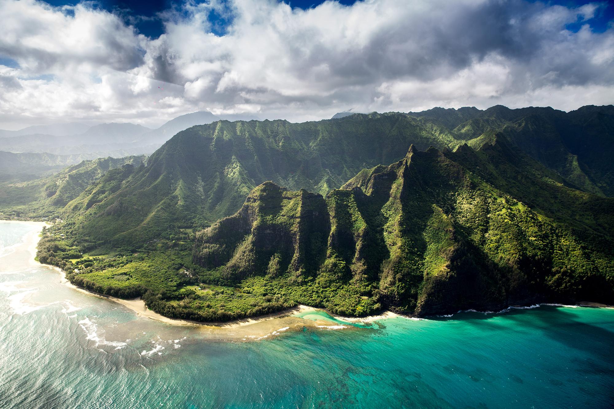 Jurassic Park - Kauai, Hawaii