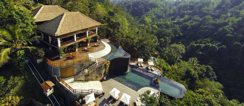 Ubud Hanging Gardens Resort, Bali