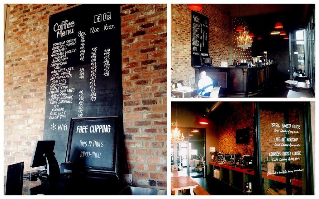 AfricaBlack Coffee Roastery & Espresso Bar, Johannesburg