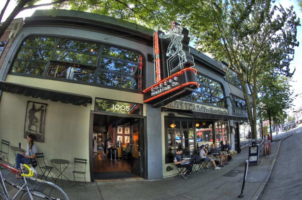Caffe Vita, Seattle