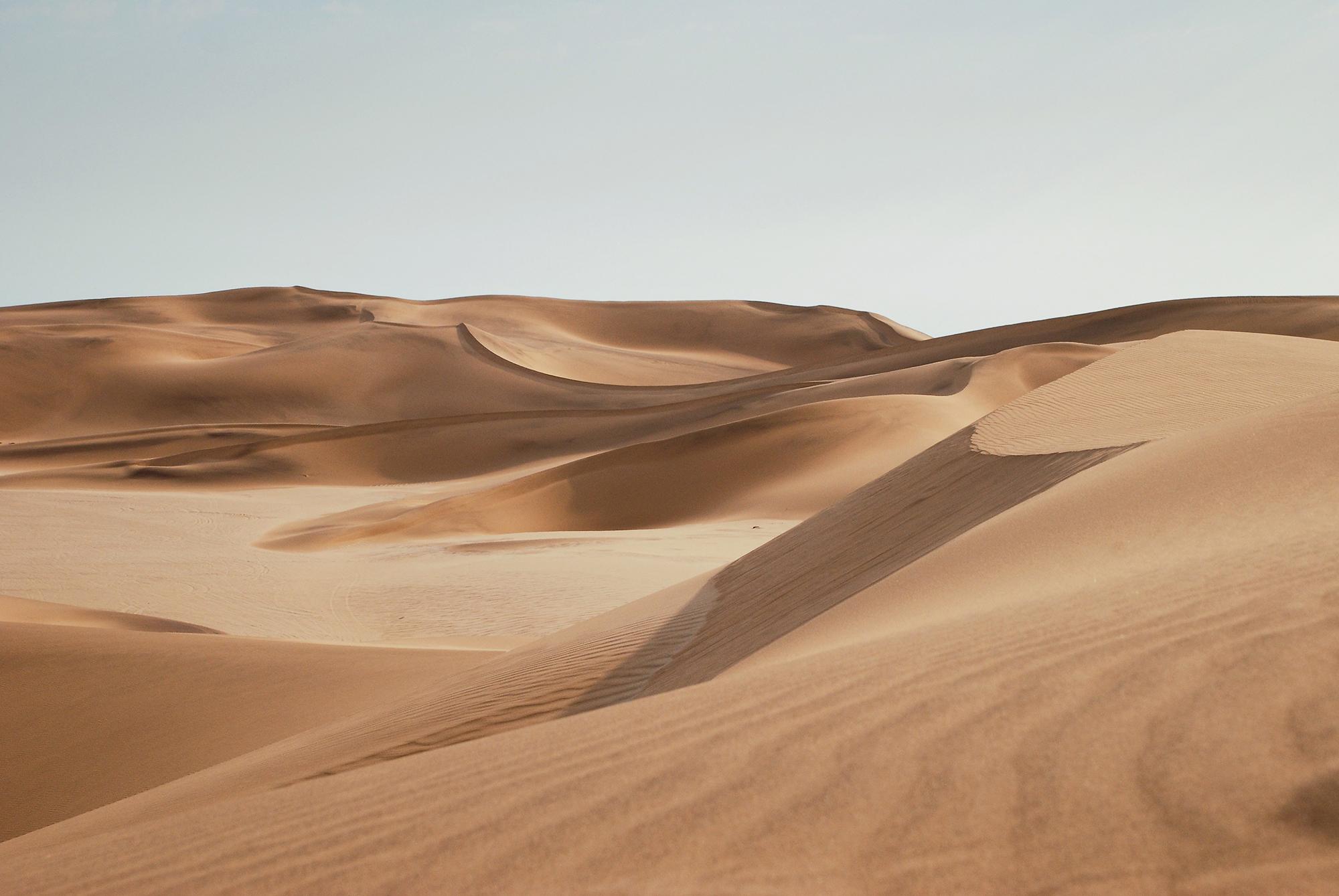 Mad Max - Namib desert, Namibia